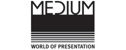 MEDIUM, Präsentationstechnik, Konferenztechnik, Beamer, Bildschirme, Leinwände, Präsentationszubehör | WiNN Bürotechnik Bamberg + Leonhardt & Baumeister Coburg