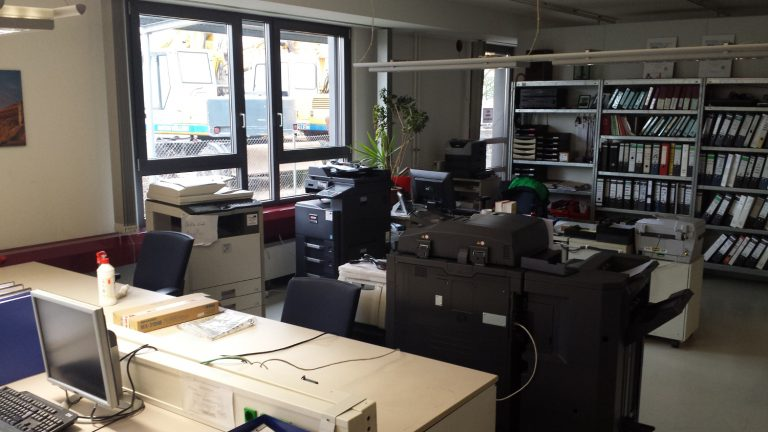 Werkstatt, Reparatur, Druckerreparatur, Servicewerkstatt | WiNN Bürotechnik Bamberg + Leonhardt & Baumeister Coburg