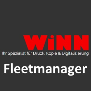 WiNN, Fleetmanager, Flottenmanagement, automatische Zählerstandsübermittlung, automatische Tonerbestellung | WiNN Bürotechnik Bamberg + Leonhardt & Baumeister Coburg