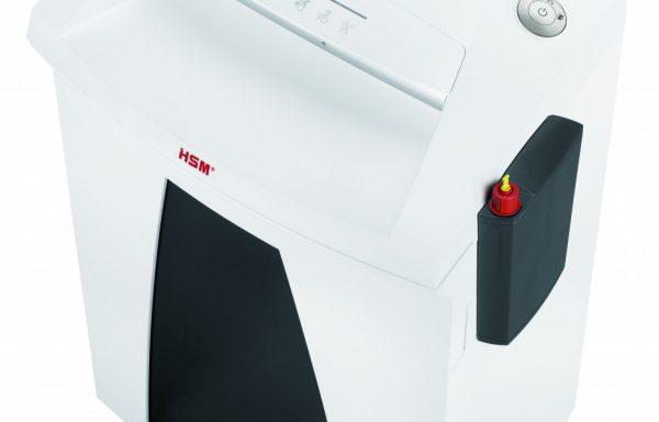 HSM Securio B32 (P-4) + ext. automatischer Öler