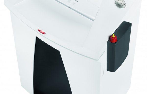 HSM Securio B34 (P-4) + ext. automatischer Öler